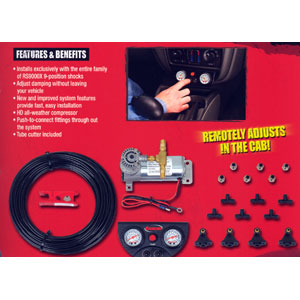 RS99701 Rancho In-Cab Remote Adjuster
