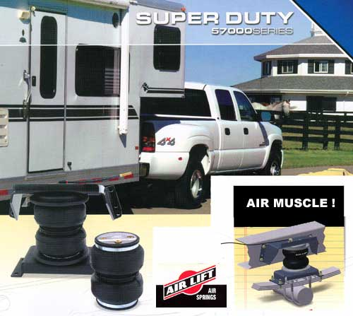Airlift Super Duty