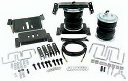 1996-2011 Ford E-450 Chassis Class C Motorhome Air Spring Kits, Air