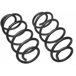 Moog 81055 Rear Coil Spring Set