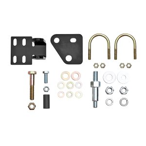 RS64100 Rancho High Clearance Stabilizer Bracket Kit Jeep Wrangler JK