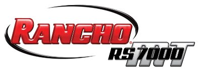 Rancho RS7000MT Monotube Shock Logo
