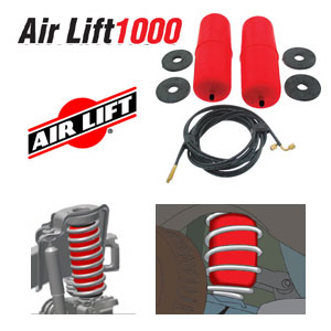 60820 Air Lift 1000 Air Spring Kit