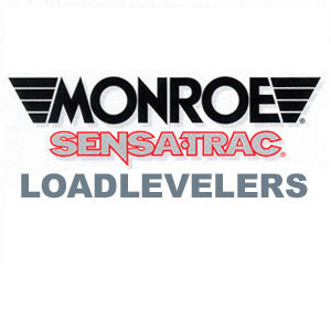 58263 Monroe Loadleveler Front GM and Ford Vehicles